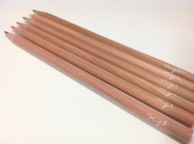 キシルさん 鉛筆の写真.JPG