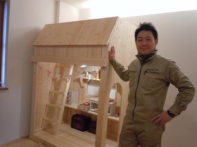 手作りキッズゾーン.JPG